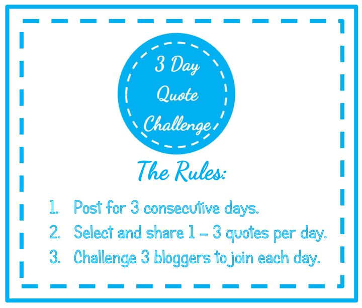 3-day-quote-challenge-rules