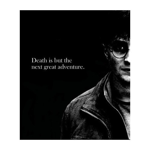 Harry Potter die