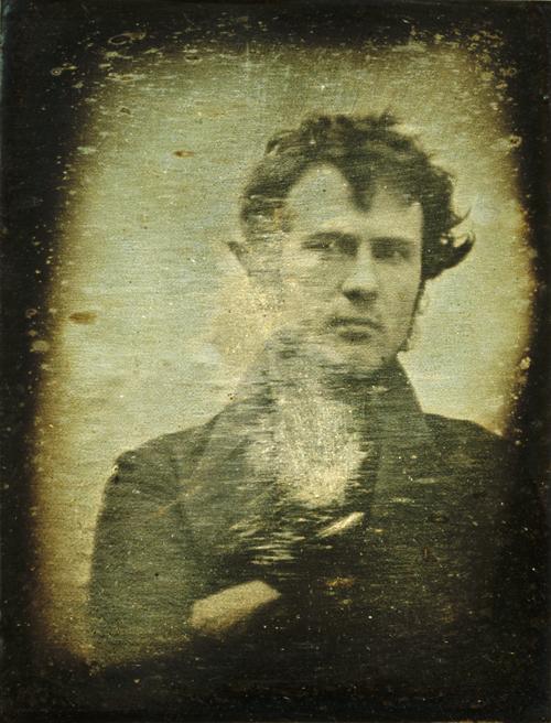 1st Selfie, RobertCornelius