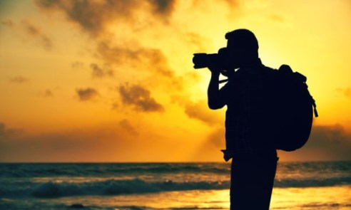 silhouette-photographer